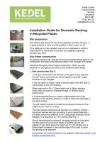 Recycled Plastic Decking install guide.pdf