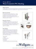Datasheet: Water Control and Flushing Packages