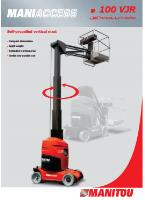 9.9m-Powered-Personnel-Lift-Manitou-100-VJR