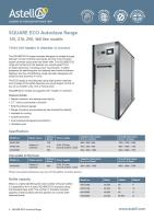 SQUARE ECO autoclave brochure