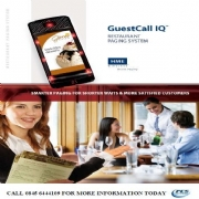 GuestCall IQ Customer Pagers