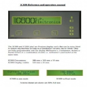 IC600 Digital Reference and Operators Manual