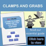 A Guide to Clamps, Grabs and Lugs used for Lifting Purposes