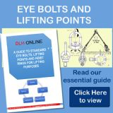 Selecting the Correct Eyebolt or Swivel Load Ring