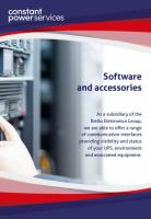 Software and Accessories