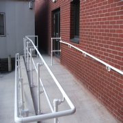 Components for DDA Handrail