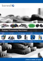 NEW product overview brochure