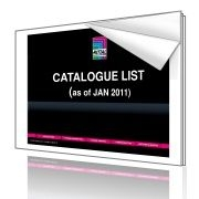 List Of Brochures Available