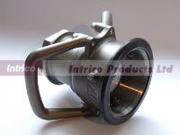 2.5 and 3 Inch Stainless Steel Self Sealing Couplings
