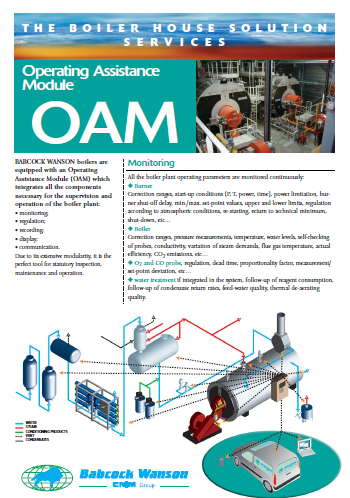 Operating Assistance Module