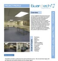 Automotive Cleanroom Case Study