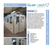 Biotechnology Cleanroom Case Study