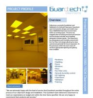 Class 1000 Cleanroom Case Study
