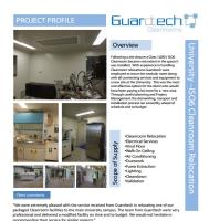Cleanroom Relocation Case Study