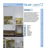 Injection Moulding Cleanroom Case Study