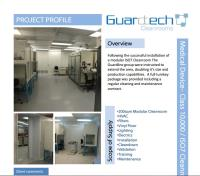 Medical Cleanroom Case Study