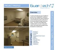 Medical Device Cleanroom Case Study