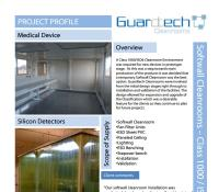 Softwall Cleanroom Case Study