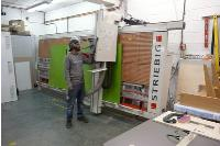 Furniture Maker - Striebig takes control at busy furniture maker