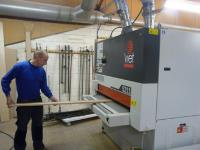 Joinery -  A Valley welcome for Viet sander