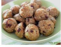 BULGUR WHEAT SNACK BALLS