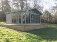 Insulated & double glazed Sun Room Case Study 5214