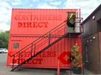 CONTAINER CONVERSIONS 2 x 20ft open plan offices 38385