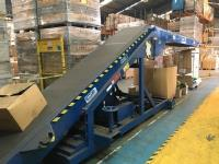 Used AHS Container Conveyor