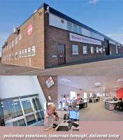New offices and Enlarged Warehousing facilities