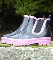 Ladies Mules and Rainboots - WHATELEY ANKLE BOOTS