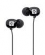 d JAYS Earphones In Ear Sound Isolating Earphones Black