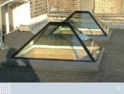 Elongated Skyline Skylight