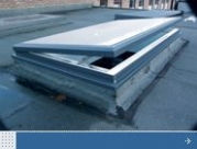 Electric VisionVent Rooflight