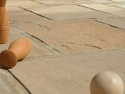 Hardstone Natural Indian Sandstone Paving - Lalitpur Yellow