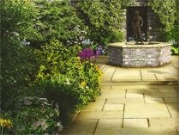 Hardstone Natural Indian Limestone Paving - Kota Yellow Cotswold