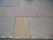 Hardstone Natural Indian Sandstone Paving - Autumn Mix