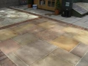 Hardstone Natural Indian Sandstone Paving - Golden Sand (Mumbai)