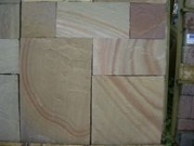 Hardstone Natural Indian Sandstone Paving - JS Dust