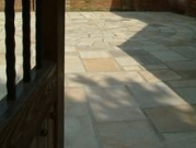 Hardstone Natural Indian Sandstone Paving - Mint Fossil