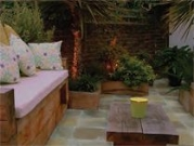 Hardstone Natural Indian Limestone Paving - Rustic Lime