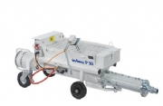 P30-B � Fine Concrete and Mortar Pump Spraying Machine