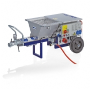 P15 � Mortar, Render and Plaster Pump Spraying Machine