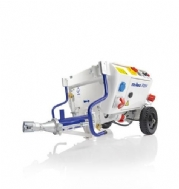 P20 � Mortar, Render and Plaster Pump Spraying Machine