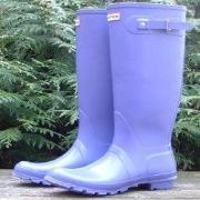 Ladies Iris Hunter Wellington Boots