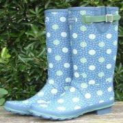 Ladies Cornish Coppice Seasalt Wellies