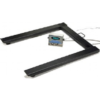 U Frame Pallet Scale, Pallet Weigh Scale