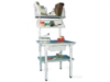 Packing Station Tidy Table, height adjustable - 60-100