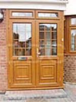 Elegant French Doors