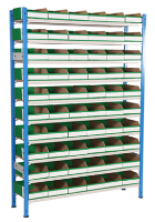 K Bins Picking Shelving - 60 Bins