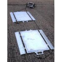 VWAP Series Axle Weigh Pads